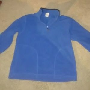 Fleece pull-over